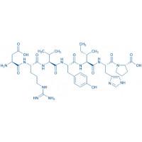 Angiotensin I/II (1-7) trifluoroacetate salt H-Asp-Arg-Val-Tyr-Ile-His-Pro-OH trifluoroacetate salt