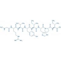 (Sar¹,Ile⁸)-Angiotensin II Sar-Arg-Val-Tyr-Ile-His-Pro-Ile-OH