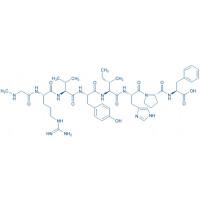 (Sar¹)-Angiotensin II Sar-Arg-Val-Tyr-Ile-His-Pro-Phe-OH