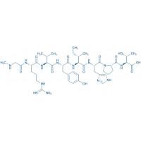 (Sar¹,Thr⁸)-Angiotensin II Sar-Arg-Val-Tyr-Ile-His-Pro-Thr-OH