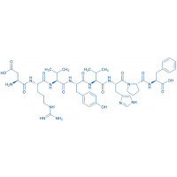 (Val)-Angiotensin II H-Asp-Arg-Val-Tyr-Val-His-Pro-Phe-OH