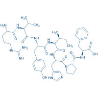 Angiotensin III H-Arg-Val-Tyr-Ile-His-Pro-Phe-OH