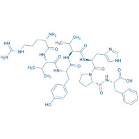 (Val⁴)-Angiotensin III H-Arg-Val-Tyr-Val-His-Pro-Phe-OH