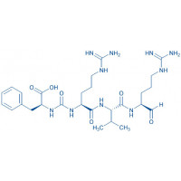 Antipain [(S)-1-Carboxy-2-phenyl-ethyl]-carbamoyl-Arg-Val-Arg-aldehyde