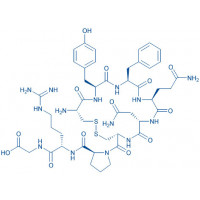 (Arg⁸)-Vasopressin (free acid) trifluoroacetate salt H-Cys-Tyr-Phe-Gln-Asn-Cys-Pro-Arg-Gly-OH trifluoroacetate salt(Disulfide bond)