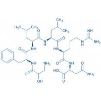 (DL-Isoser)-TRAP-6 trifluoroacetate salt H-DL-Isoser-Phe-Leu-Leu-Arg-Asn-OH trifluoroacetate salt