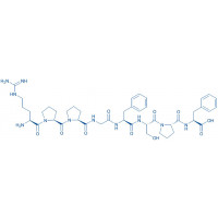 (Des-Arg)-Bradykinin acetate salt H-Arg-Pro-Pro-Gly-Phe-Ser-Pro-Phe-OH acetate salt