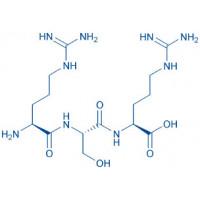H-Arg-Ser-Arg-OH acetate salt
