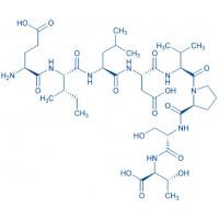 Fibronectin CS-1 Fragment (1978-1985) trifluoroacetate salt H-Glu-Ile-Leu-Asp-Val-Pro-Ser-Thr-OH trifluoroacetate salt