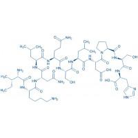 Cholecystokinin-33 (10-20) (bovine, porcine) H-Ile-Lys-Asn-Leu-Gln-Ser-Leu-Asp-Pro-Ser-His-OH