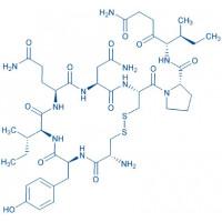 (Ile)-Oxytocin trifluoroacetate salt H-Cys-Tyr-Ile-Gln-Asn-Cys-Pro-Ile-Gly-NH trifluoroacetate salt(Disulfide bond)
