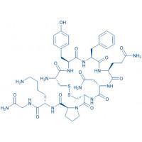 (Lys⁸)-Vasopressin H-Cys-Tyr-Phe-Gln-Asn-Cys-Pro-Lys-Gly-NH₂(Disulfide bond)