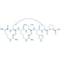 Antistasin-Related Peptide  H-D-Arg-Cys-Arg-Val-His-Cys-Pro-OH(Disulfide bond)