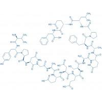 ACTH (22-39) trifluoroacetate salt H-Val-Tyr-Pro-Asn-Gly-Ala-Glu-Asp-Glu-Ser-Ala-Glu-Ala-Phe-Pro-Leu-Glu-Phe-OH trifluoroacetate salt