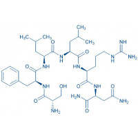 TRAP-6 amide trifluoroacetate salt H-Ser-Phe-Leu-Leu-Arg-Asn-NH trifluoroacetate salt
