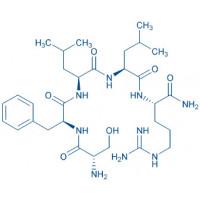 TRAP-5 amide trifluoroacetate salt H-Ser-Phe-Leu-Leu-Arg-NH trifluoroacetate salt