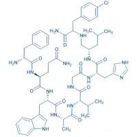 (D-Phe⁶,Leu¹³-psi(CH₂NH)p-chloro-Phe¹⁴)-Bombesin (6-14) H-D-Phe-Gln-Trp-Ala-Val-Gly-His-Leu-psi(CH₂NH)-p-chloro-Phe-NH₂