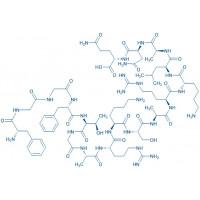 Nociceptin trifluoroacetate salt H-Phe-Gly-Gly-Phe-Thr-Gly-Ala-Arg-Lys-Ser-Ala-Arg-Lys-Leu-Ala-Asn-Gln-OH trifluoroacetate salt