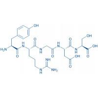 H-Tyr-Arg-Gly-Asp-Ser-OH trifluoroacetate salt