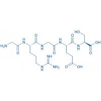 H-Gly-Arg-Gly-Glu-Ser-OH trifluoroacetate salt