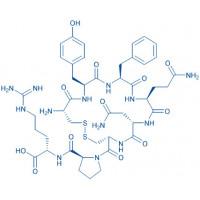 (Arg⁸,des-Gly-NH₂⁹)-Vasopressin H-Cys-Tyr-Phe-Gln-Asn-Cys-Pro-Arg-OH(Disulfide bond)