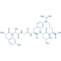 (D-Ala²)-Leu-Enkephalin-Arg trifluoroacetate salt H-Tyr-D-Ala-Gly-Phe-Leu-Arg-OH trifluoroacetate salt