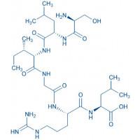 PAR-2 (1-6) (mouse, rat) trifluoroacetate salt H-Ser-Leu-Ile-Gly-Arg-Leu-OH trifluoroacetate salt