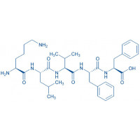 Amyloid -Protein (16-20) trifluoroacetate salt H-Lys-Leu-Val-Phe-Phe-OH trifluoroacetate salt