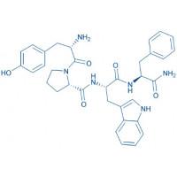 Endomorphin-1 trifluoroacetate salt H-Tyr-Pro-Trp-Phe-NH trifluoroacetate salt