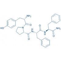 Endomorphin-2 trifluoroacetate salt H-Tyr-Pro-Phe-Phe-NH trifluoroacetate salt