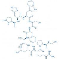 (Des-Gly¹⁰,D-Ala⁶,Pro-NHEt⁹)-LHRH acetate salt Pyr-His-Trp-Ser-Tyr-D-Ala-Leu-Arg-Pro-NHEt acetate salt