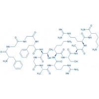 Nociceptin (1-13) amide trifluoroacetate salt H-Phe-Gly-Gly-Phe-Thr-Gly-Ala-Arg-Lys-Ser-Ala-Arg-Lys-NH trifluoroacetate salt