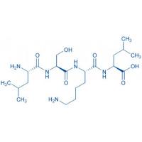 H-Leu-Ser-Lys-Leu-OH trifluoroacetate salt