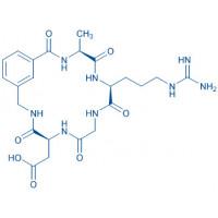 Cyclo(-Ala-Arg-Gly-Asp-3-aminomethylbenzoyl) trifluoroacetate salt