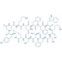 (Tyr¹)-Somatostatin-14 H-Tyr-Gly-Cys-Lys-Asn-Phe-Phe-Trp-Lys-Thr-Phe-Thr-Ser-Cys-OH(Disulfide bond)