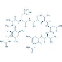 Neural-Cadherin (76-85) amide (chicken) H-Leu-Arg-Ala-His-Ala-Val-Asp-Val-Asn-Gly-NH