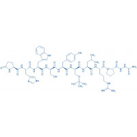 (D-Ser⁴,D-Ser(tBu)⁶,Azagly¹⁰)-LHRH trifluoroacetate salt Pyr-His-Trp-D-Ser-Tyr-D-Ser(tBu)-Leu-Arg-Pro-Azagly-NH₂ trifluoroacetate salt