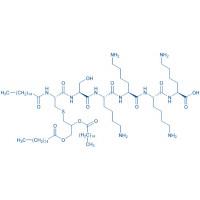 Palmitoyl-Cys((RS)-2,3-di(palmitoyloxy)-propyl)-Ser-Lys-Lys-Lys-Lys-OH trifluoroacetate salt