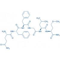 Substance P (6-11) H-Gln-Phe-Phe-Gly-Leu-Met-NH