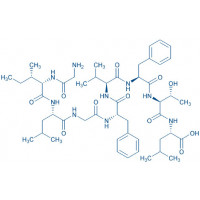 Matrix Protein M1 (58-66) (Influenza A virus) acetate salt H-Gly-Ile-Leu-Gly-Phe-Val-Phe-Thr-Leu-OH acetate salt