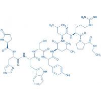 (Des-Gly¹⁰,D-Ser⁴,D-Leu⁶,Pro-NHEt⁹)-LHRH trifluoroacetate salt Pyr-His-Trp-D-Ser-Tyr-D-Leu-Leu-Arg-Pro-NHEt trifluoroacetate salt