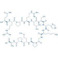 (Ala¹³)-Apelin-13 (human, bovine, mouse, rat) trifluoroacetate salt H-Gln-Arg-Pro-Arg-Leu-Ser-His-Lys-Gly-Pro-Met-Pro-Ala-OH trifluoroacetate salt