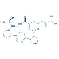 Enterostatin (human, mouse, rat) acetate salt H-Ala-Pro-Gly-Pro-Arg-OH acetate salt