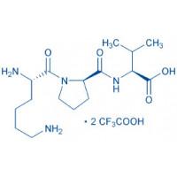 (D-Pro¹²)-α-MSH (11-13) (free acid) H-Lys-D-Pro-Val-OH · 2 TFA