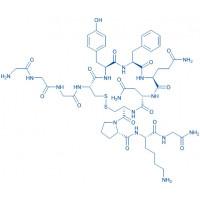 Terlipressin acetate salt H-Gly-Gly-Gly-Cys-Tyr-Phe-Gln-Asn-Cys-Pro-Lys-Gly-NH acetate salt(Disulfide bond)