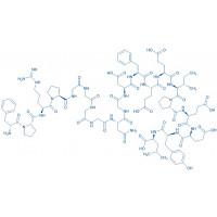 Bivalirudin trifluoroacetate salt H-D-Phe-Pro-Arg-Pro-Gly-Gly-Gly-Gly-Asn-Gly-Asp-Phe-Glu-Glu-Ile-Pro-Glu-Glu-Tyr-Leu-OH trifluoroacetate salt