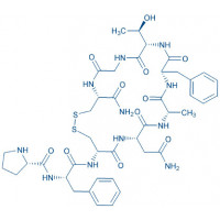 Crustacean Cardioactive Peptide H-Pro-Phe-Cys-Asn-Ala-Phe-Thr-Gly-Cys-NH(Disulfide bond)