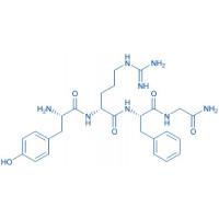 (D-Arg²)-Dermorphin (1-4) amide trifluoroacetate salt H-Tyr-D-Arg-Phe-Gly-NH₂ trifluoroacetate salt