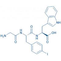 H-Gly-p-iodo-Phe-Trp-OH trifluoroacetate salt