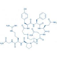 (Deamino-Cys,D-Arg)-Vasopressin acetate salt 3-Mercaptopropionyl-Tyr-Phe-Gln-Asn-Cys-Pro-D-Arg-Gly-NH acetate salt(Disulfide bond)